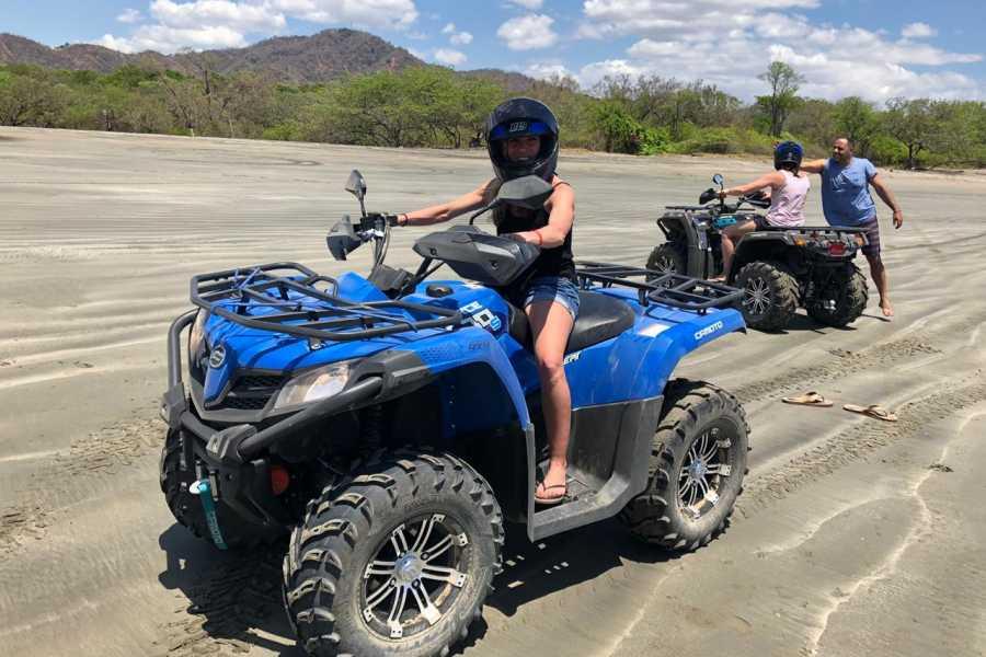 Tour Guanacaste Dreams Las Mareas ATV Jungles Tour