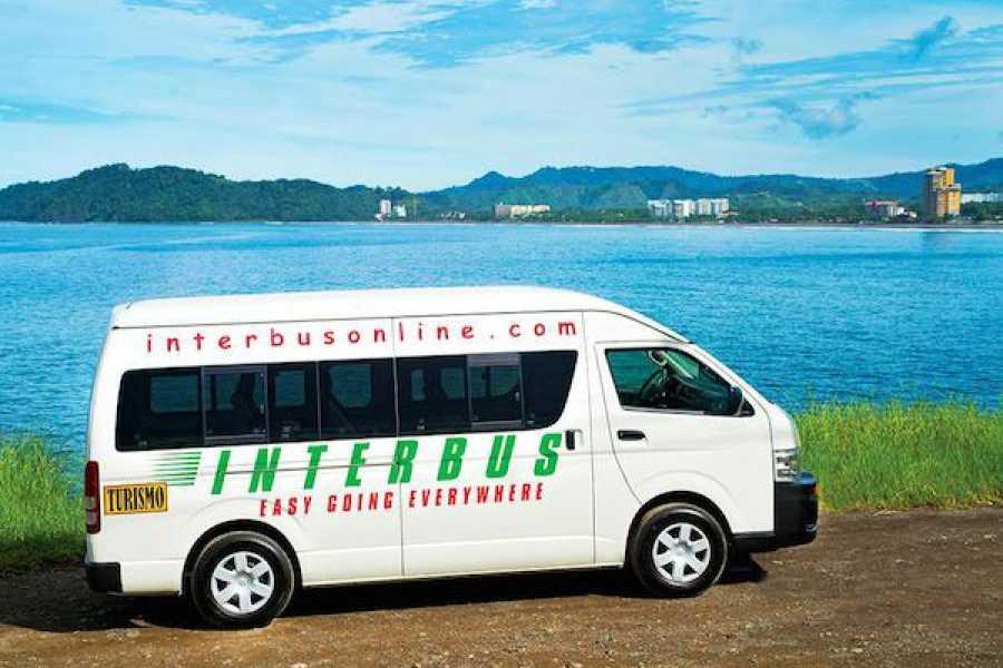 Tour Guanacaste San Jose - Guanacaste Interbus