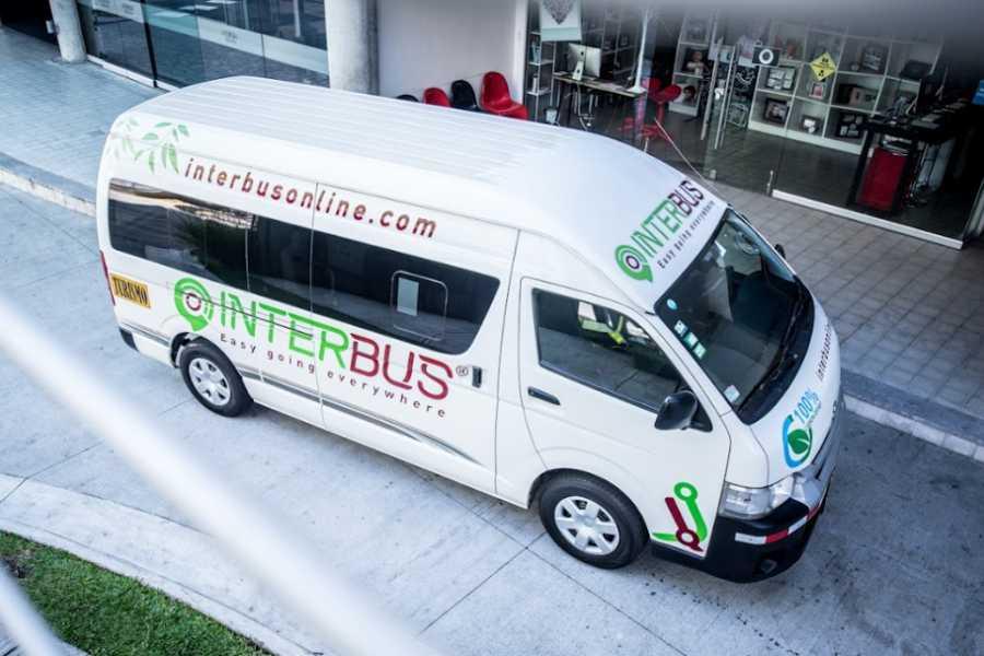 Tour Guanacaste Guanacaste - San Jose Interbus