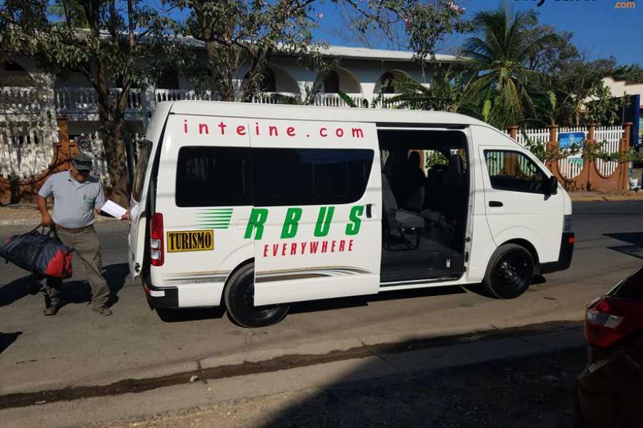 Tour Guanacaste Guanacaste - La Fortuna Interbus