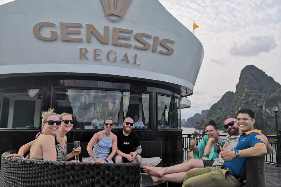 Friends Travel Vietnam Genesis Regal Cruise | 3D2N Lan Ha Bay