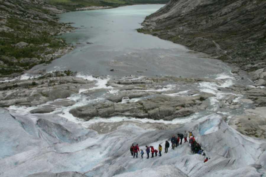 Jostedalen Breførarlag X-tra Short Blue Ice hike