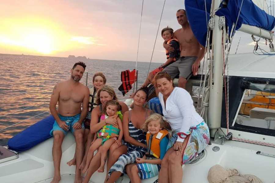 Lizard Tours Tropical Sunset Catamaran Tour