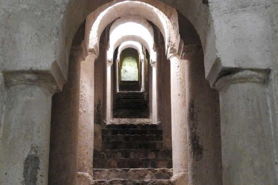 Balea Travel Tour Paseo por las cárceles andalusíes
