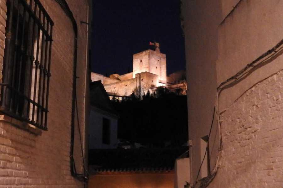 Balea Travel Conspiracy Tour in the Albaicin
