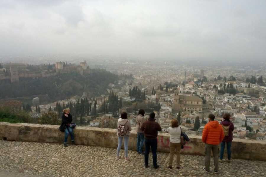 Balea Travel Granada y más I: El pasado que fuimos
