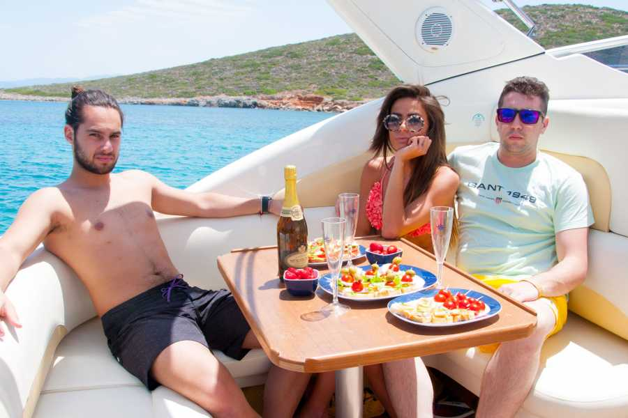 Grekaddict Private Spinalonga Daily Cruise