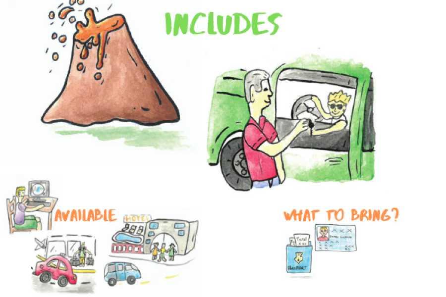 Tour Guanacaste Hyundai Santa-Fe Economy rental