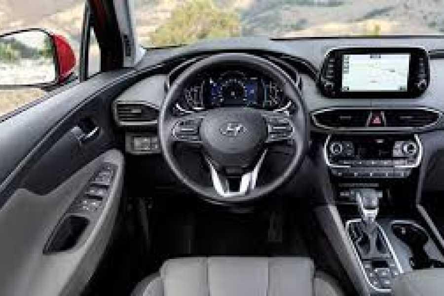 Tour Guanacaste Hyundai Santa-Fe Economy SUV Rental