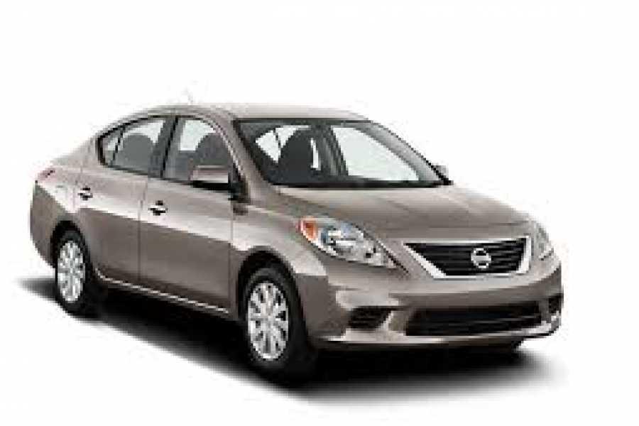 Tour Guanacaste Nissan Tiida Avis Car Rental