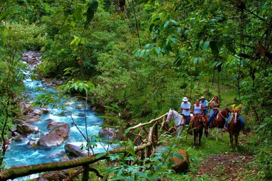 Tour Guanacaste Blue River Resort and Hot Springs