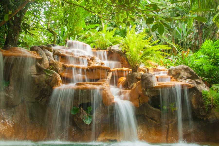 Tour Guanacaste Blue River Resort & Hot Springs