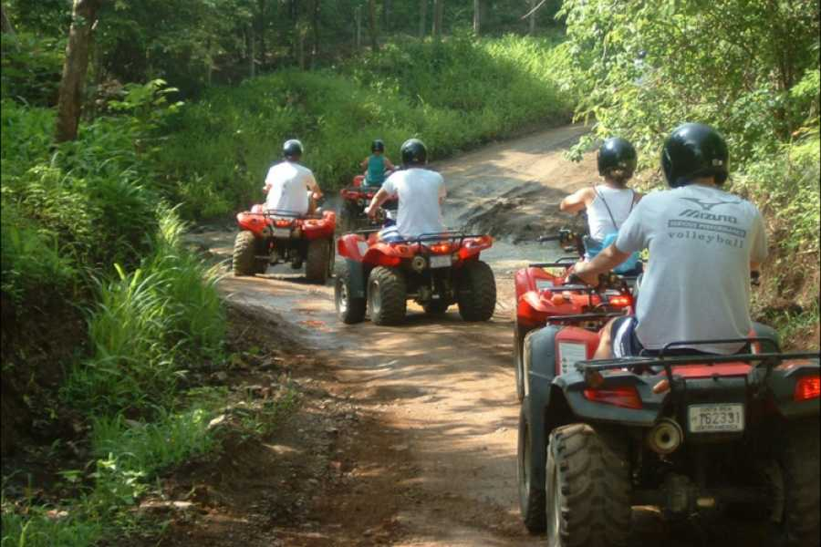 Lizard Tours ATV & Zip-line