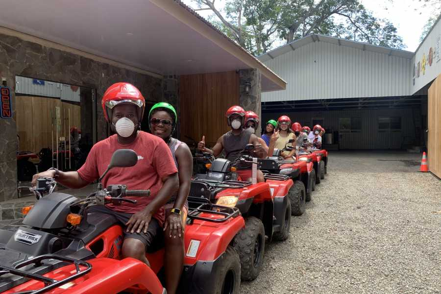 Lizard Tours ATV - Zipline at Adventure Park