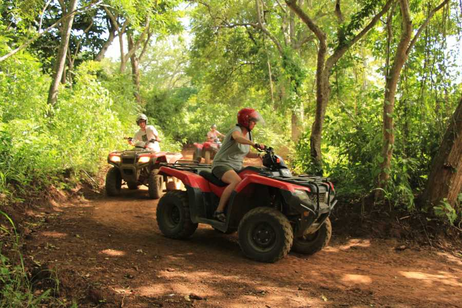 Lizard Tours ATV - Catamaran Combo
