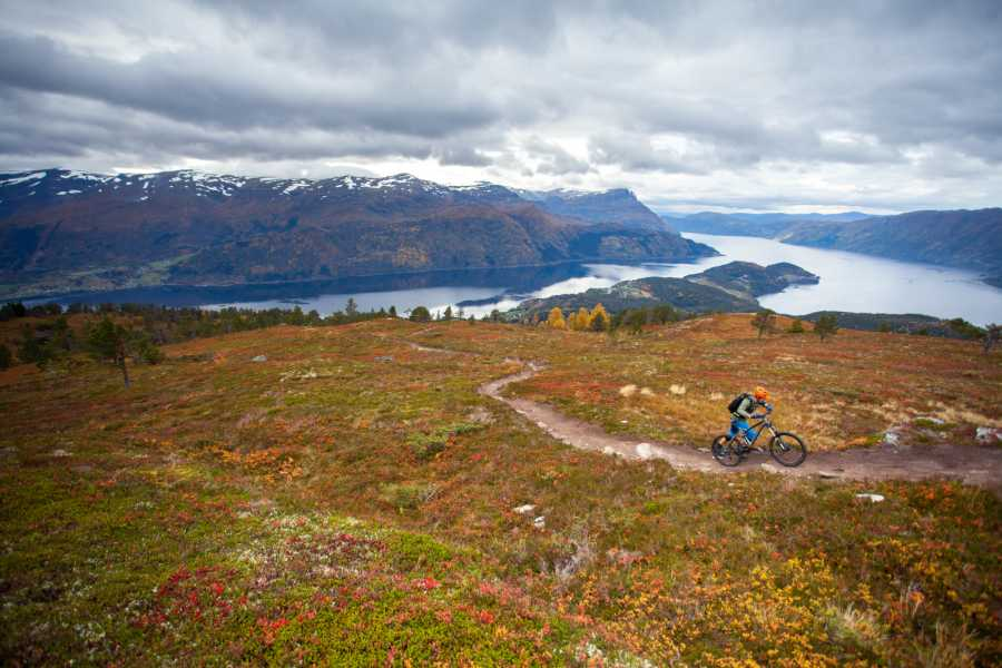 Nordfjord Aktiv Bike guide