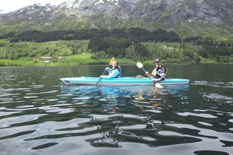 GòKajakk AS Utleie robåt Jølstravatnet (Skei)