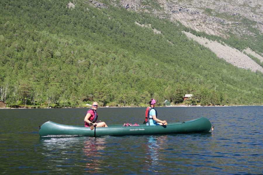 rosendalevent CANOE RENTAL AT LAKE MYRDAL