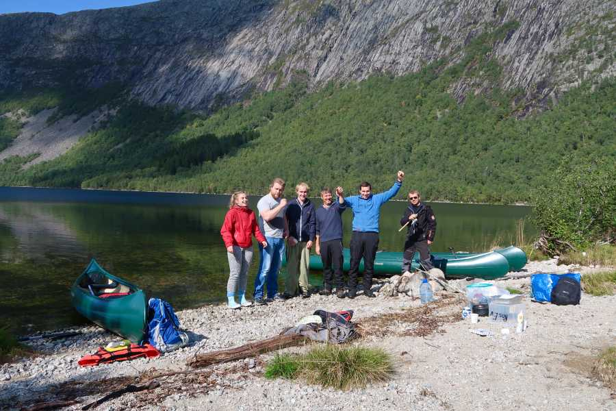 rosendalevent CANOE RENTAL AT LAKE MYRDAL