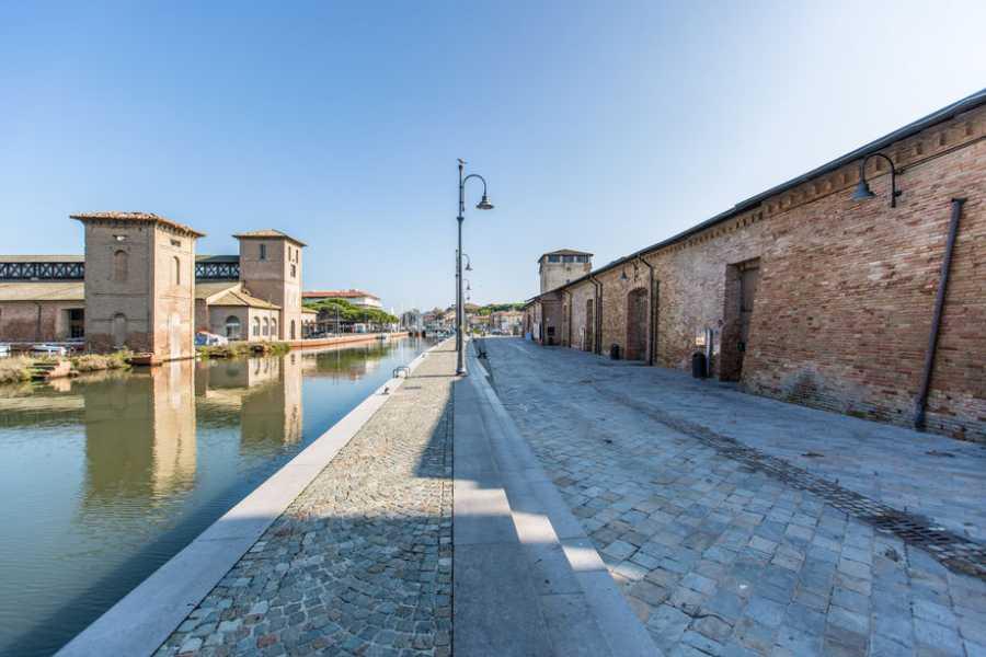 Cervia Turismo Cervia Historical City Centre - Guided Tour for Groups
