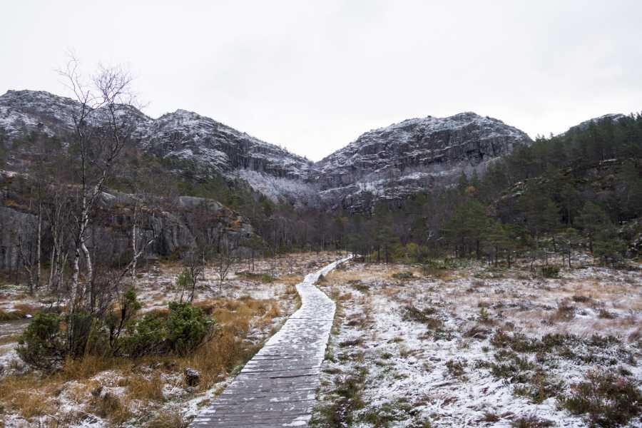 Outdoorlife Norway AS Preikestolen Classic Hike