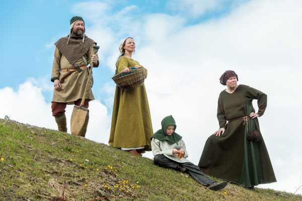 """A taste of the Middle Ages"": Guided tour of Trondenes Middle Ages visitor park"