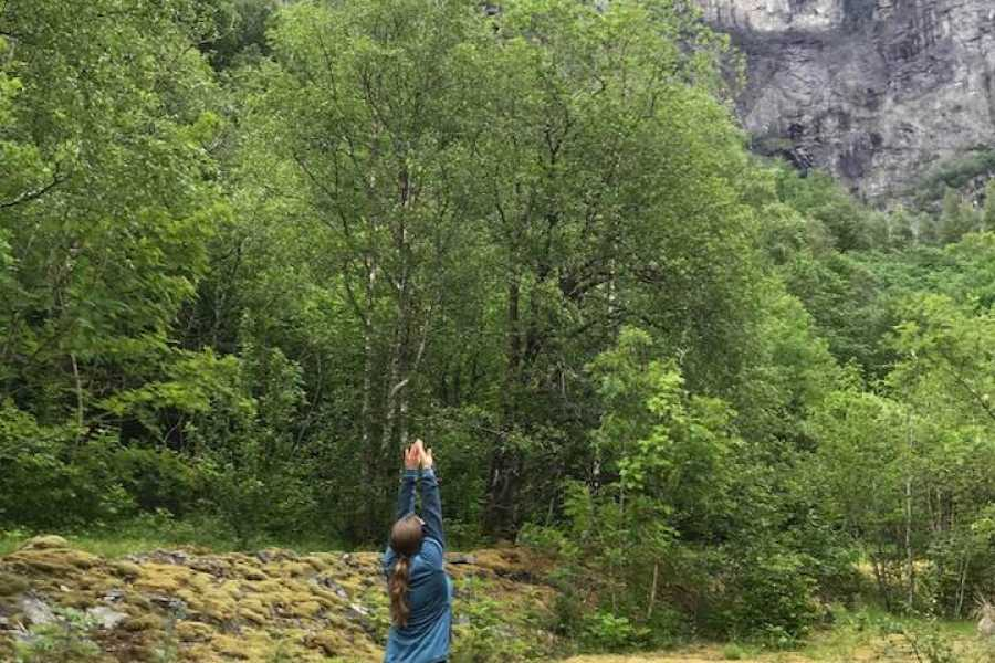 Be Nature Drift AS Gentle Yoga in Ulvik
