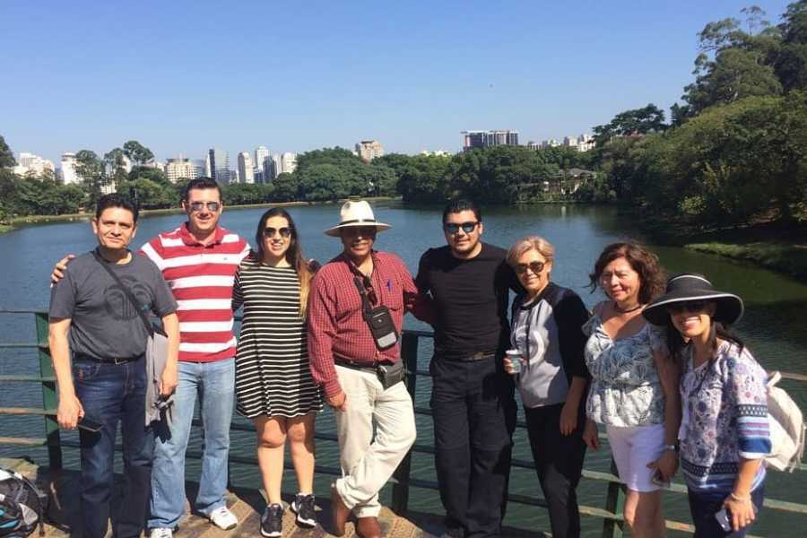 Around SP CITY TOUR EM GRUPO (5HRS)