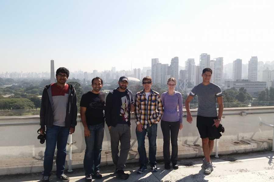 Around SP SAO PAULO SHARED GROUP TOUR (5H)