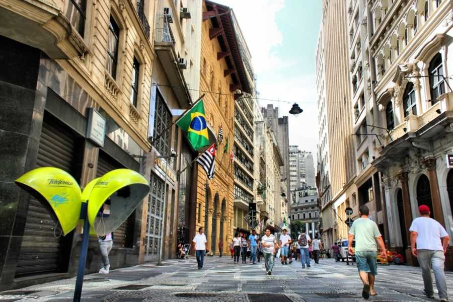 Around SP SAO PAULO SHARED GROUP TOUR (5H)