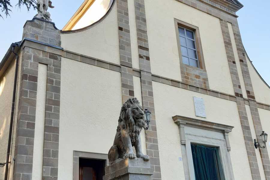 Bologna Welcome ALL'ANTICO BORGO DI GAGGIO MONTANO E AL FARO DEI CADUTI DELLA MONTAGNA