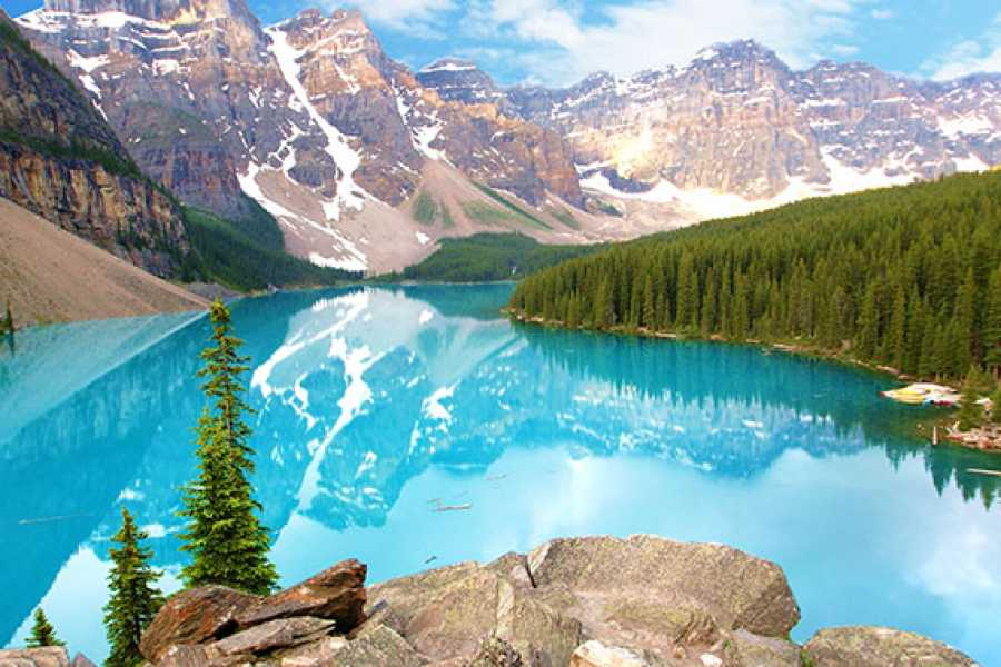Dream Vacation Tours Rockies & Western Canada Dream Tour 2020