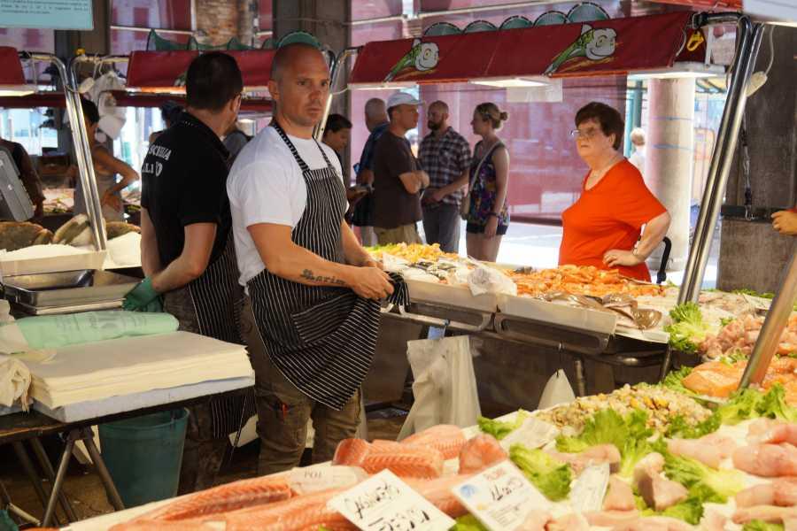 Venice Tours srl Rialto Fish Market tour