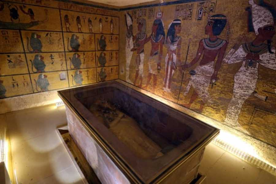 Excursies Egypte Half day trip to the valley of kings and west bank of Luxor