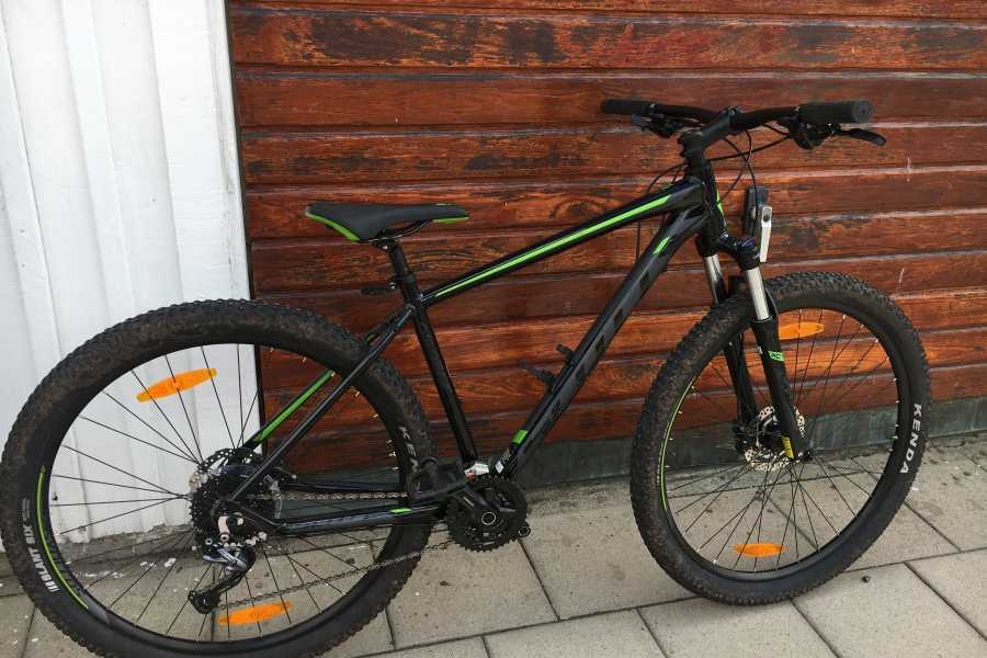 Outdoor West MTB rental