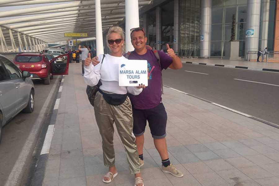 Marsa alam tours Transfer vom Flughafen Kairo nach Alexandria