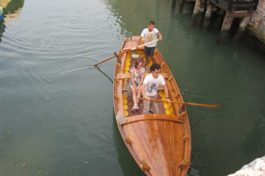 Venice Tours srl Learn to Row as a Venetian