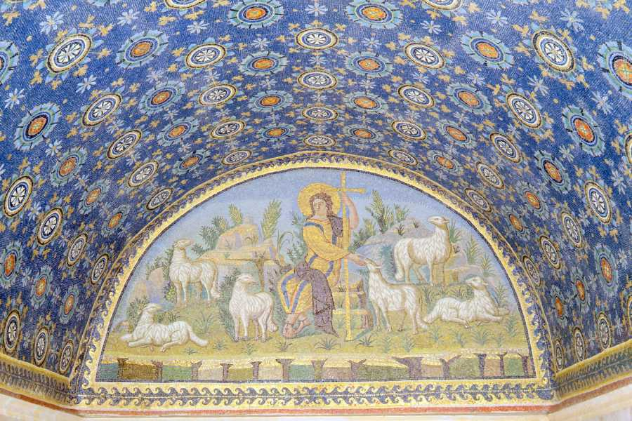 Ravenna Incoming Convention & Visitors Bureau Capolavori di mosaico