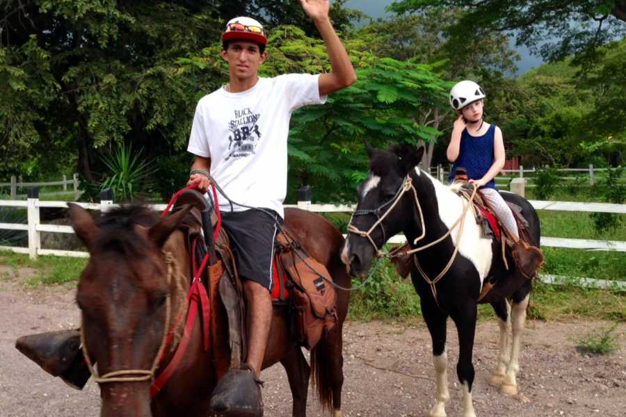 Black stallion ranch 2 Day Ranch & Surf Combo: Ride,Zip,BBQ Dinner & Surf lesson