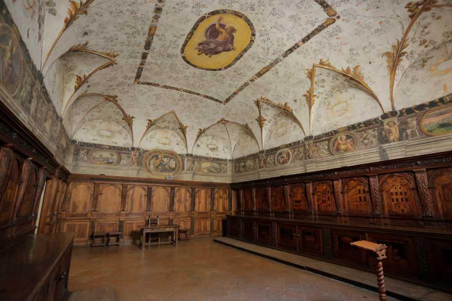 Emilia Romagna Welcome San Pietro's Abbey