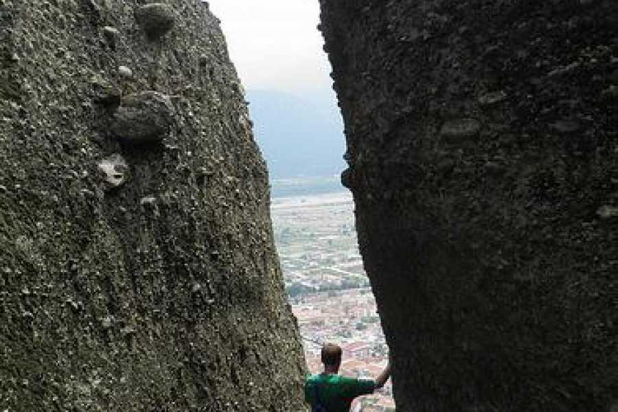 Visit Meteora Private Hiking Meteora's Caves
