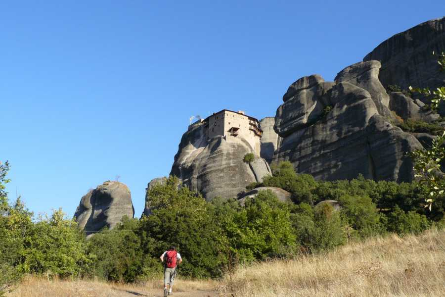 Visit Meteora Private Hiking Meteora's Caves