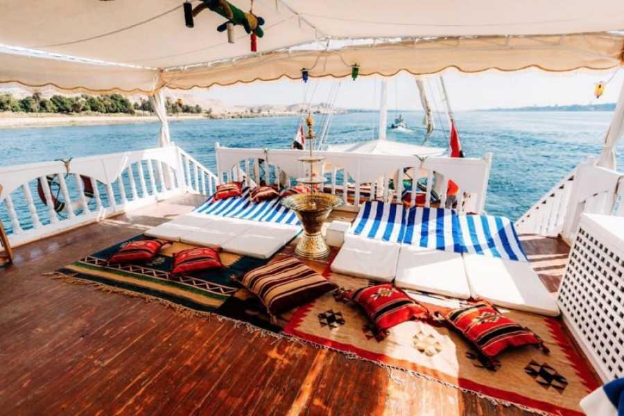 Journey To Egypt 5* Dahabiya Nile Cruise on MS Amoura