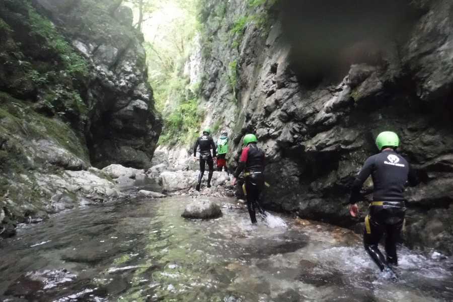 Raftingvilág Kft Extreme Canyoning
