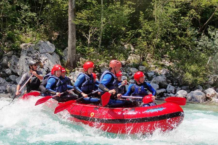 HungaroRaft Kft Rafting tour in Slowenien