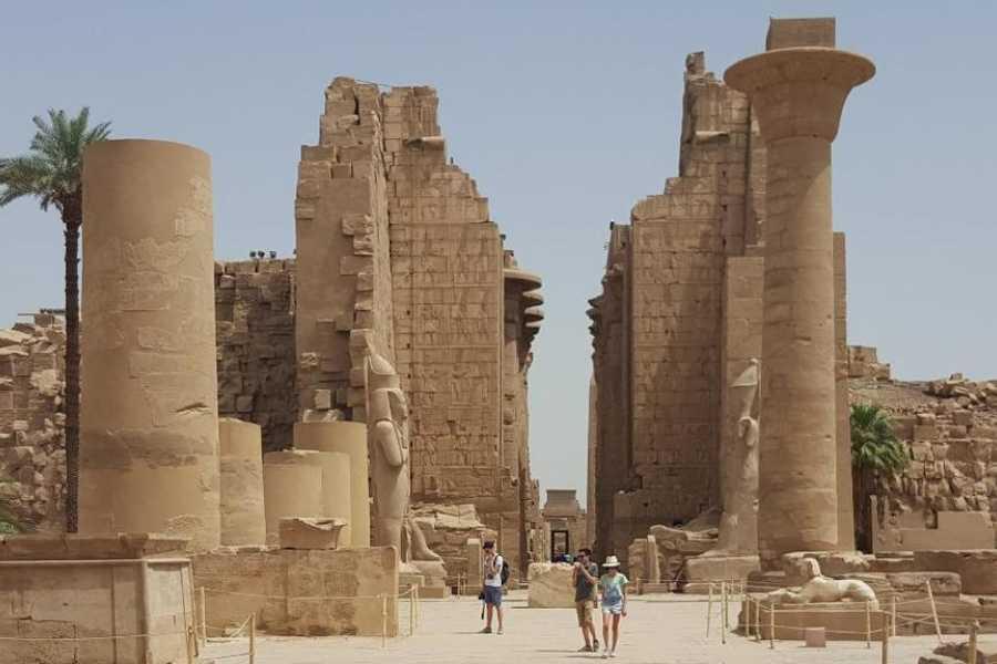 Excursies Egypte Voyage privé au temple de Karnak et au temple de Louxor