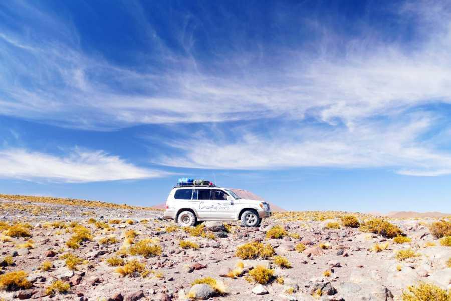 Uyuni Expeditions ROTA TAYKA TUPIZA-UYUNI 4D (TEMPORADA CHUVOSA)