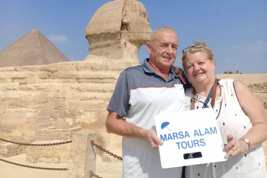 Marsa alam tours Luxor and Cairo two days tour from Safaga Port