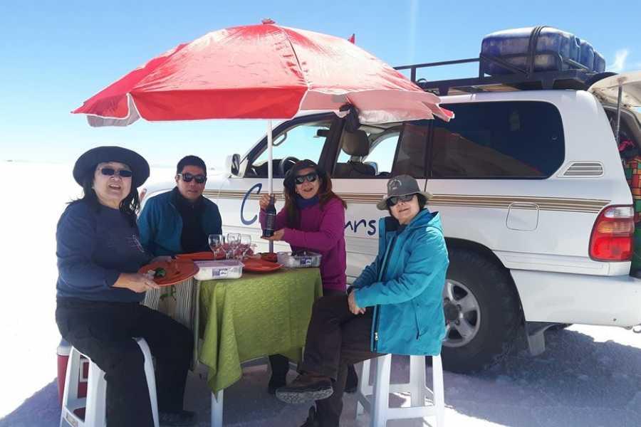 Uyuni Expeditions AUKA RUNAS TUPIZA-UYUNI 4D (TEMPORADA SECA)