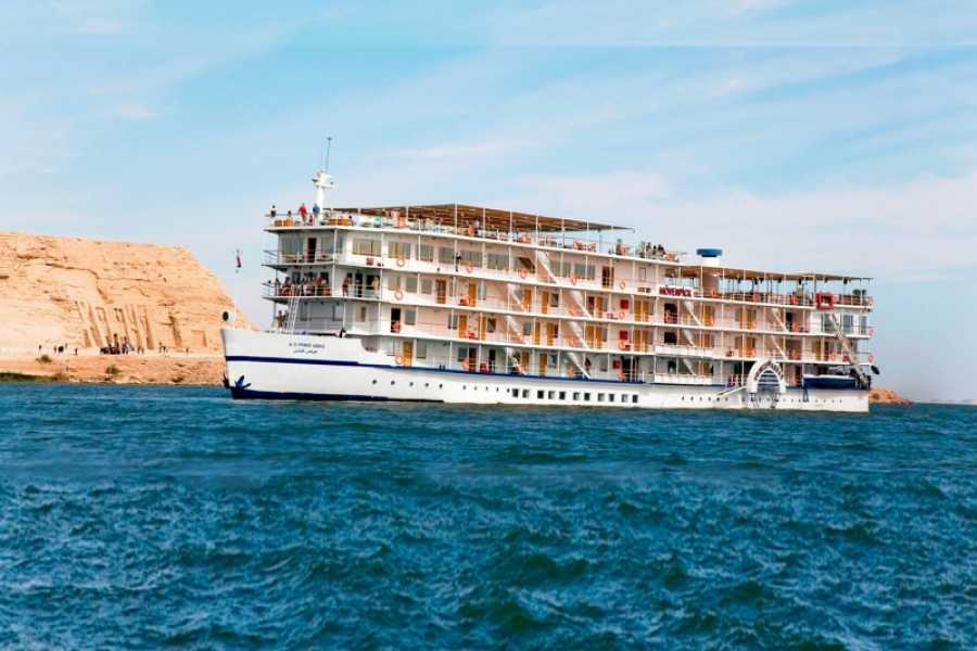 Journey To Egypt 5* stunning Lake Nasser Cruise on Mövenpick Prince Abbas